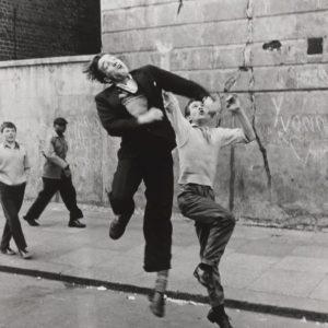 Roger Mayne, Footballers, Southam Street, North Kensington, London