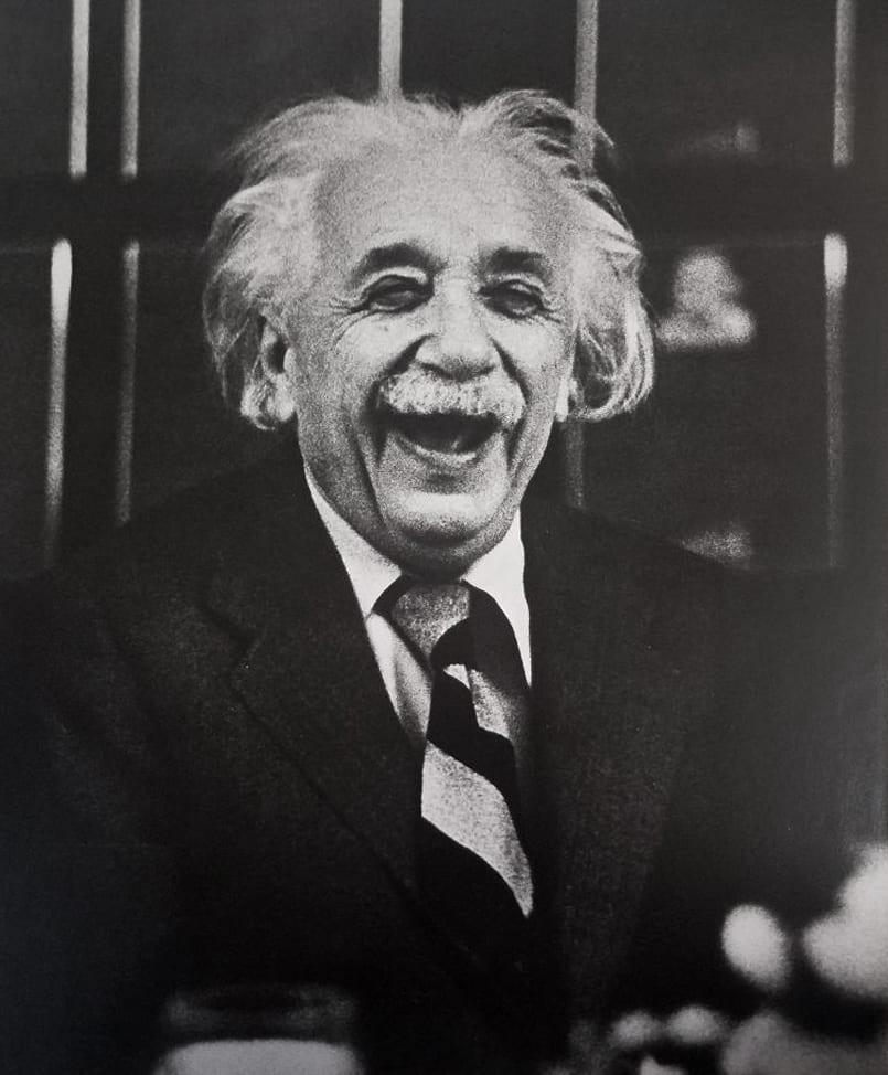 Ruth Orkin, Albert Einstein