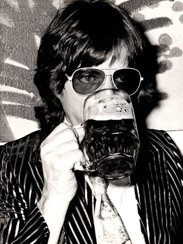 Keystone Press Agency, Mick Jagger Beer