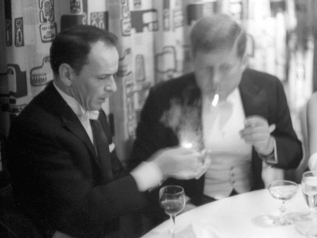 Phil Stern, Frank Sinatra John F. Kennedy, JFK Inaugural