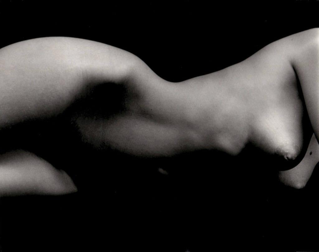 Brett Weston, Classic Nude