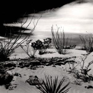 Brett Weston, Dune and White Sands