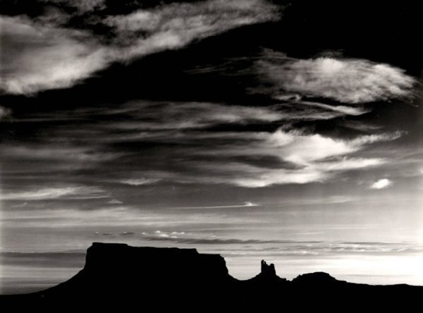 Brett Weston, Monument Valley