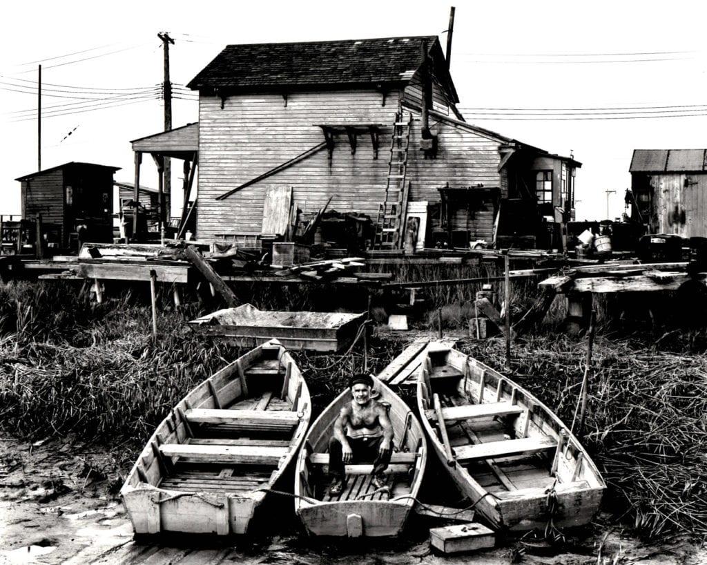 Brett Weston, Untitled, Brooklyn Beachcomber