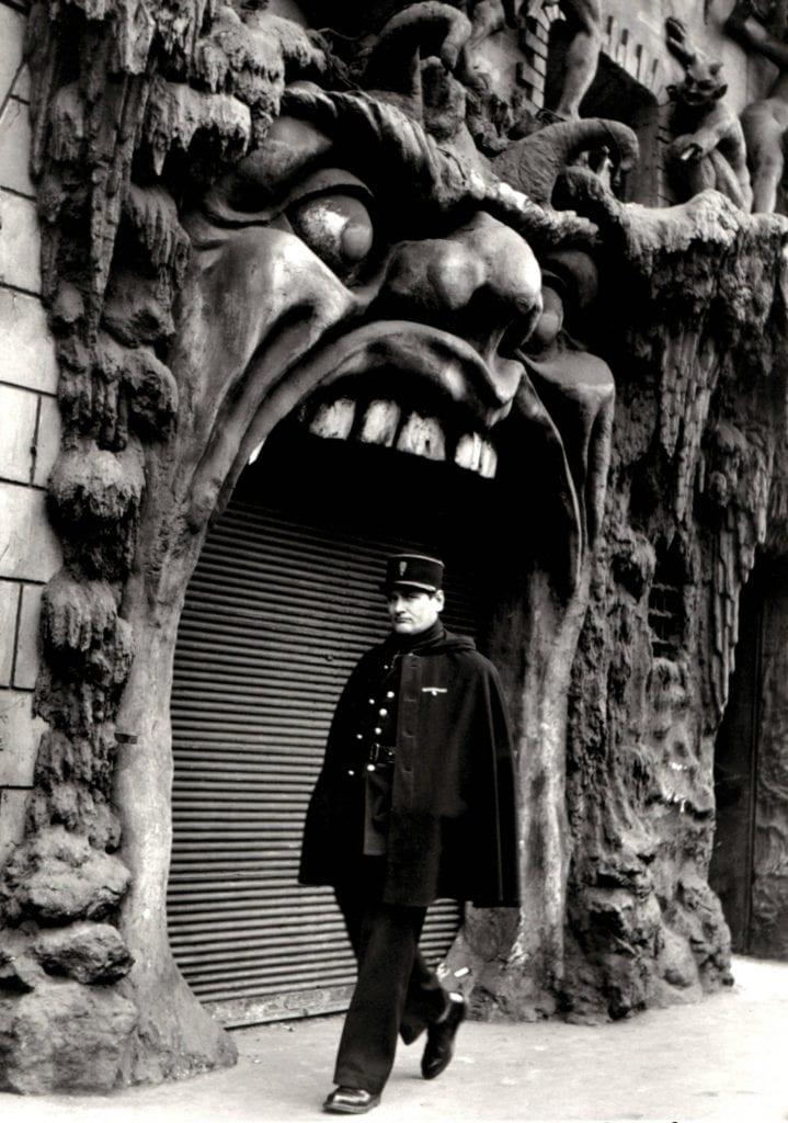Robert Doisneau, L'Enfer