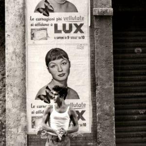 George Daniell, Nino and Bruno, Piazza Navona Rome
