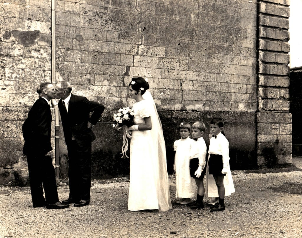Dorka Rayner, Village Wedding, France