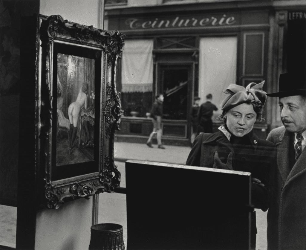 Robert Doisneau, Un Regard Oblique A Sideways Glance