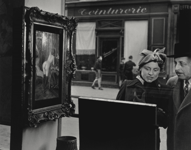 Robert Doisneau, Un Regard Oblique A Sideways Glance