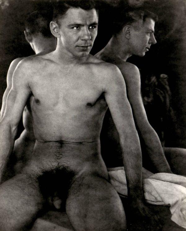 George Platt Lynes, Ted Starkow