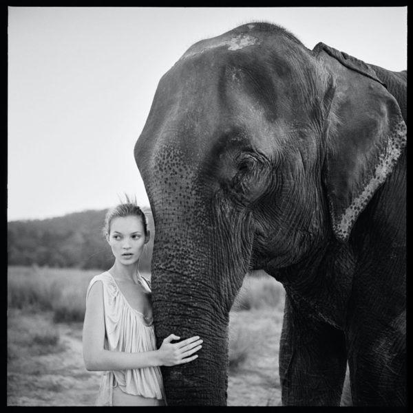 Arthur Elgort, Kate Moss,Nepal