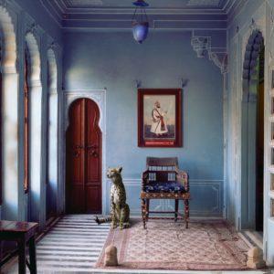 Karen Knorr, The Maharaja's Apartment, Udaipur City Palace