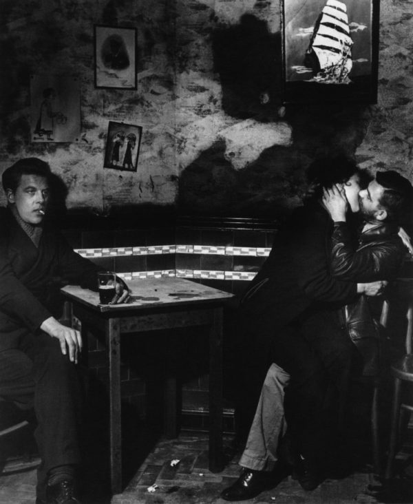 Bill Brandt, In the Public Bar at Charley Brown's