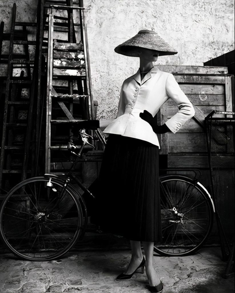 Patrick Demarchelier, Dior Haute Couture, Spring-Summer 1947