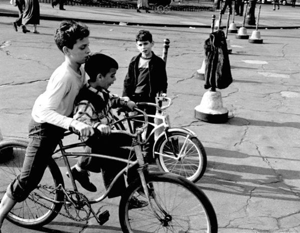 William Witt, Children at Play, Washington Sq. Park, N.Y. City