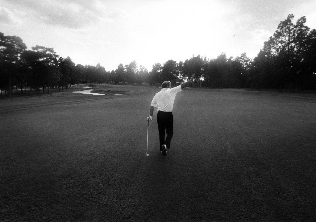 Harry Benson, Arnold Palmer, PA