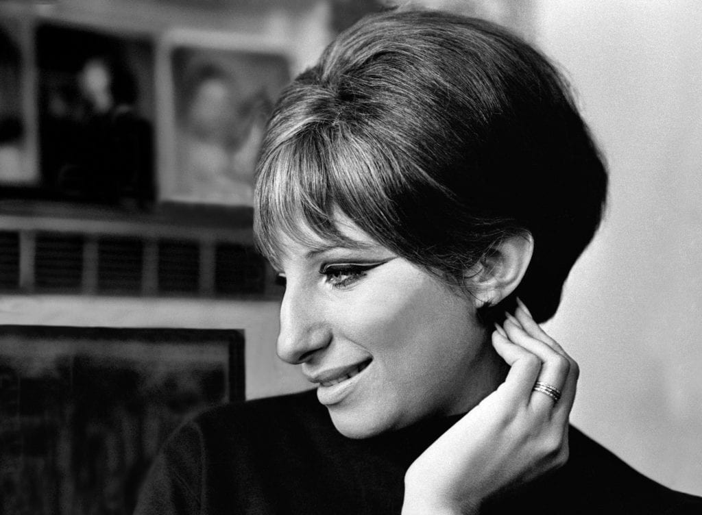 Harry Benson, Barbra Streisand, Funny Girl, NY