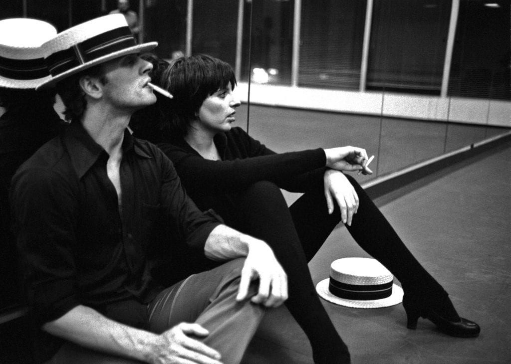 Harry Benson, Liza Minnelli and Baryshnikov, NY