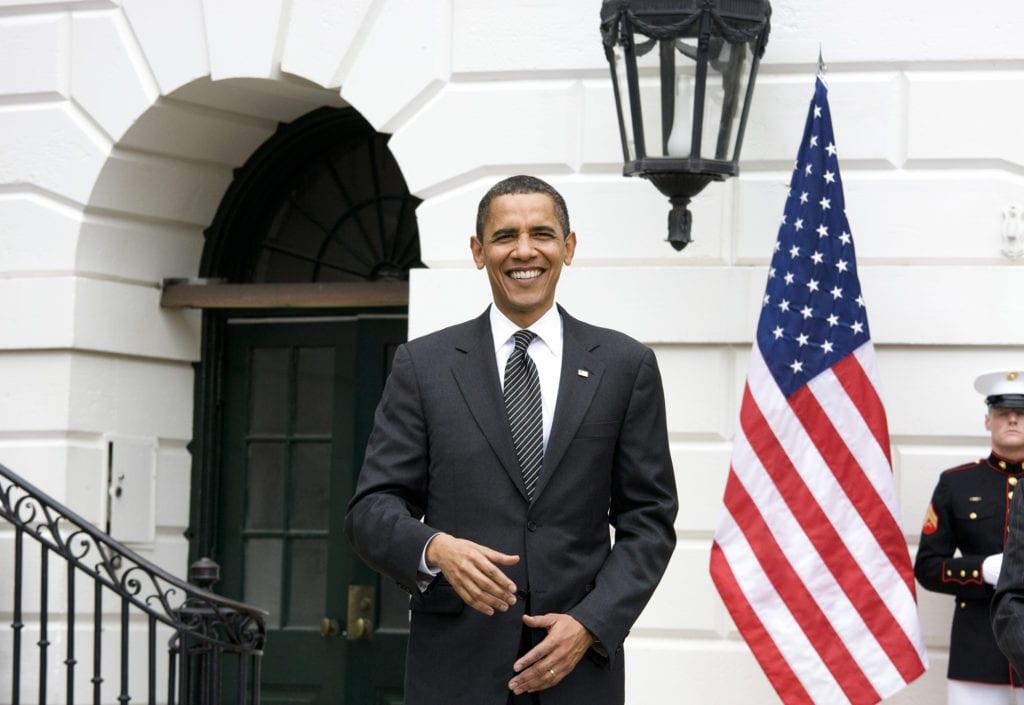 Harry Benson, President Barack Obama, The White House
