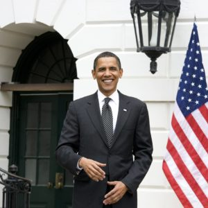 Harry Benson, President Barack Obama, The White House