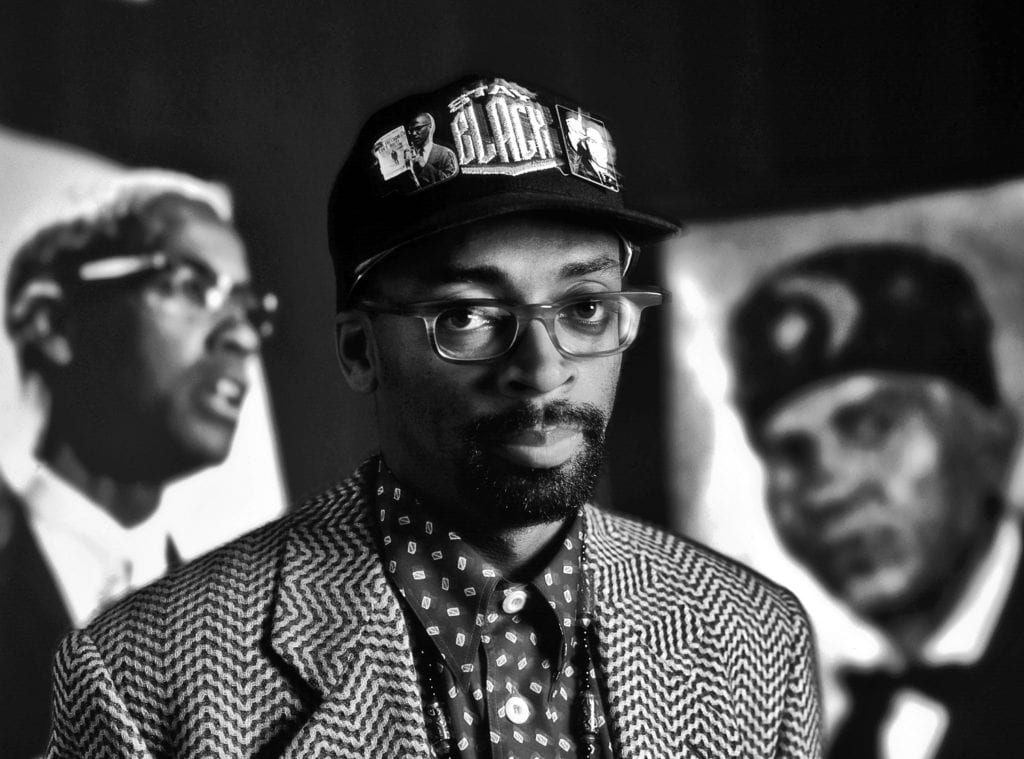 Harry Benson, Spike Lee, NY