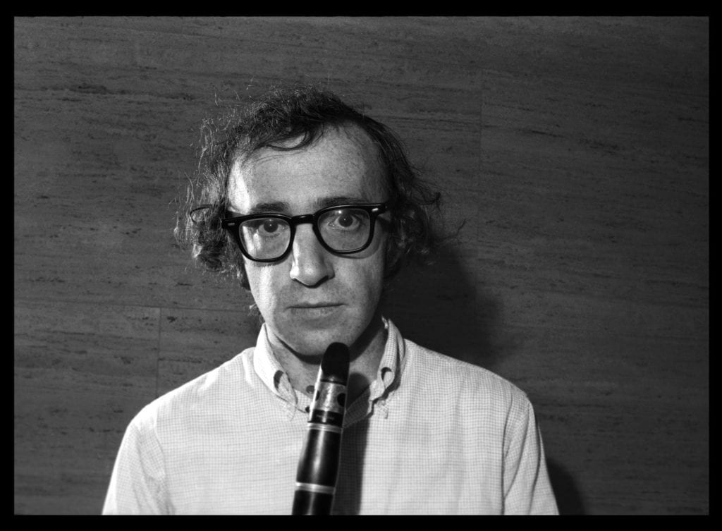 Harry Benson, Woody Allen