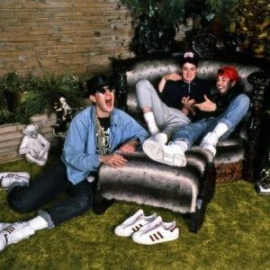 Harry Benson, The Beastie Boys, Graceland