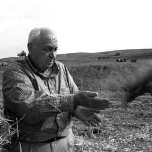 Harry Benson, Ariel Sharon