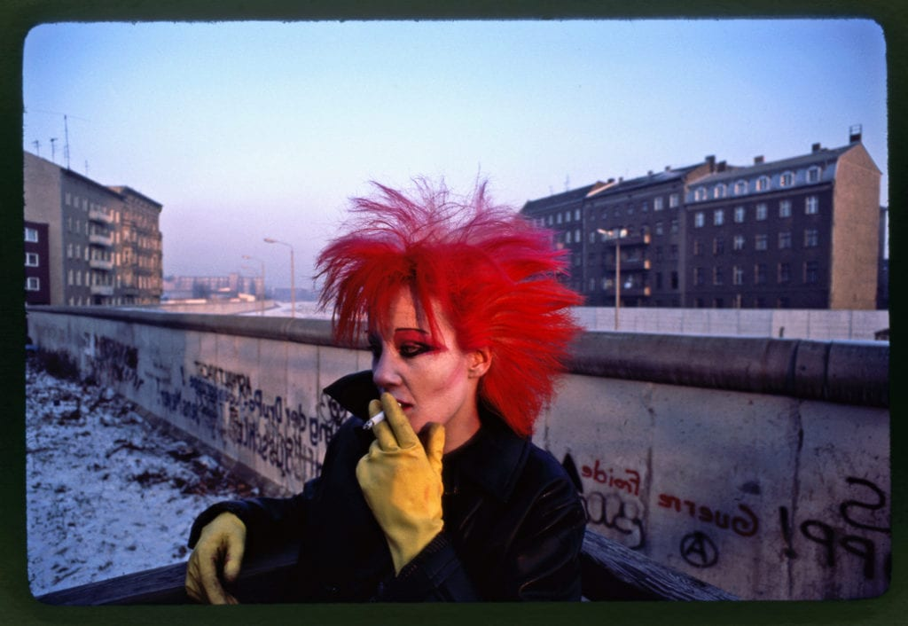 Harry Benson, Berlin Wall