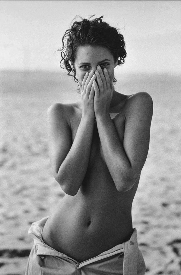 Peter Lindbergh, Christy Turlington