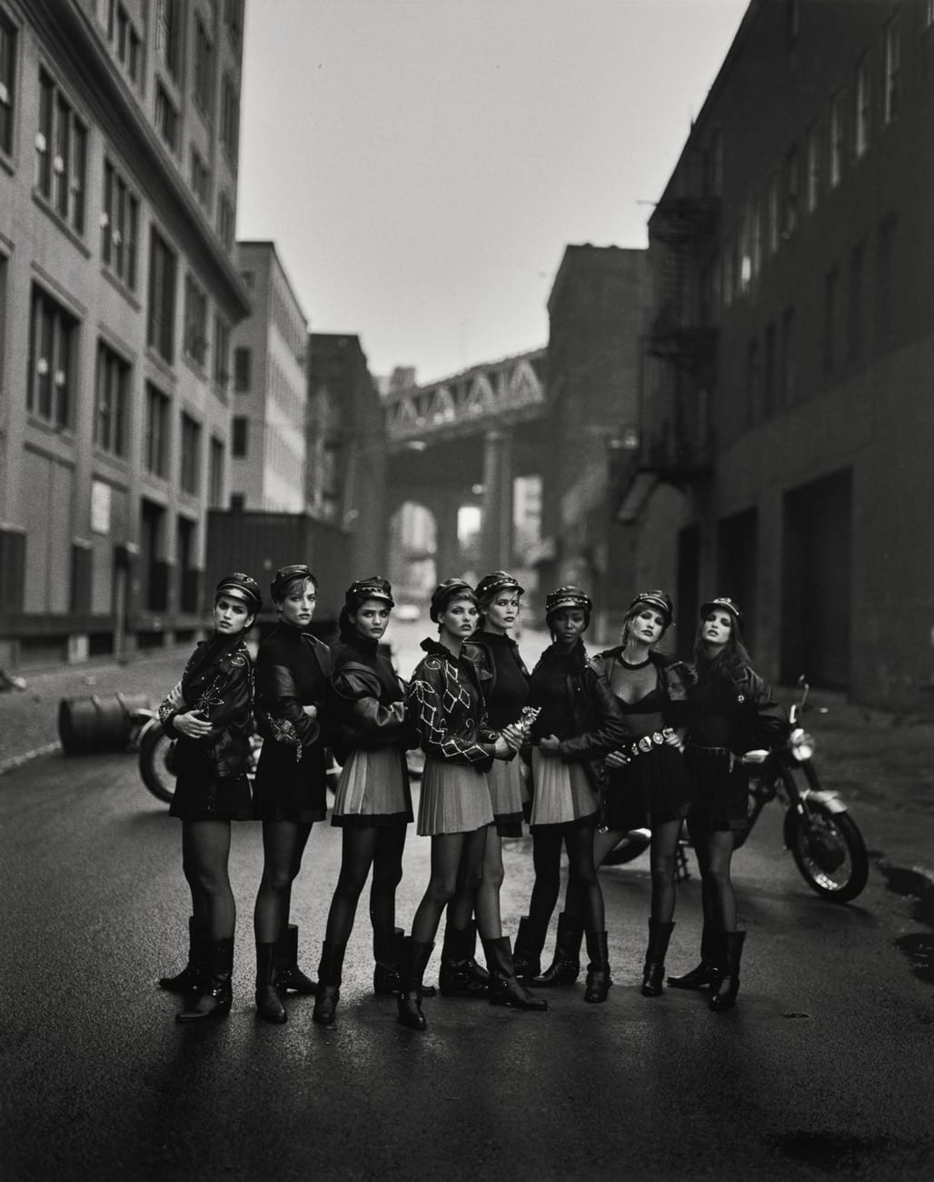 Peter Lindbergh, The Wild Ones