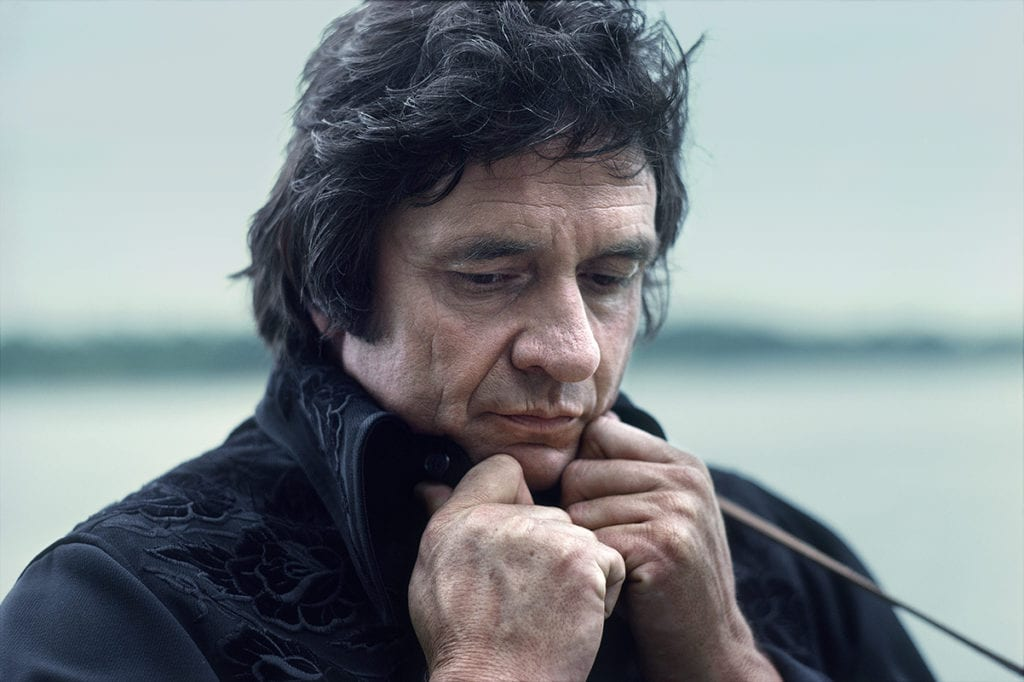 Norman Seeff, Johnny Cash