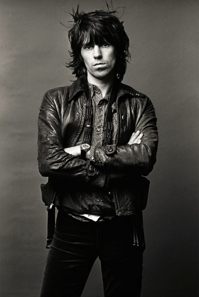 Norman Seeff, Keith Classic, Keith Richards, Los Angeles
