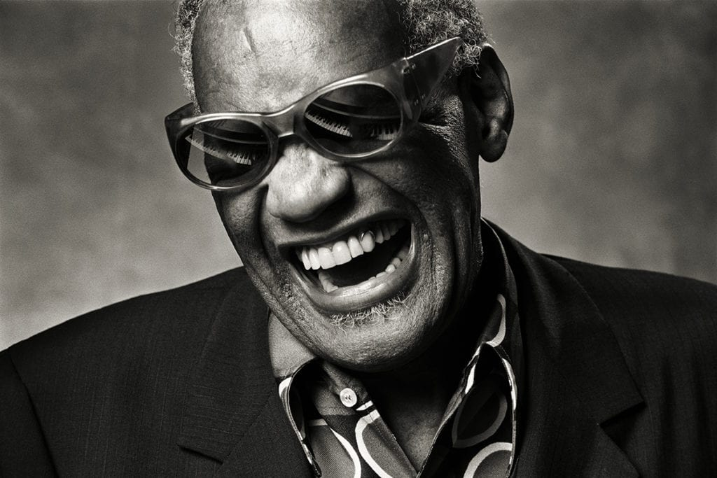 Norman Seeff, Ray Classic, Ray Charles, Los Angeles