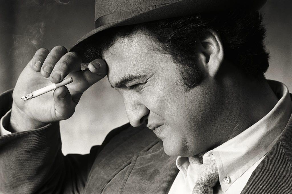 """Norman Seeff, John Belushi, Los Angeles 1981, """"Belushi Classic"""""""