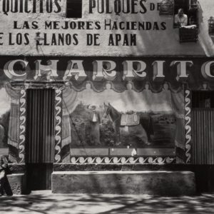 Edward Weston, Pulqueria
