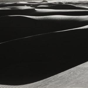 Edward Weston, Sand Dunes, Oceano