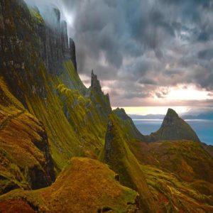 Albert Watson, The Quiraing, Isle of Skye, Scotland