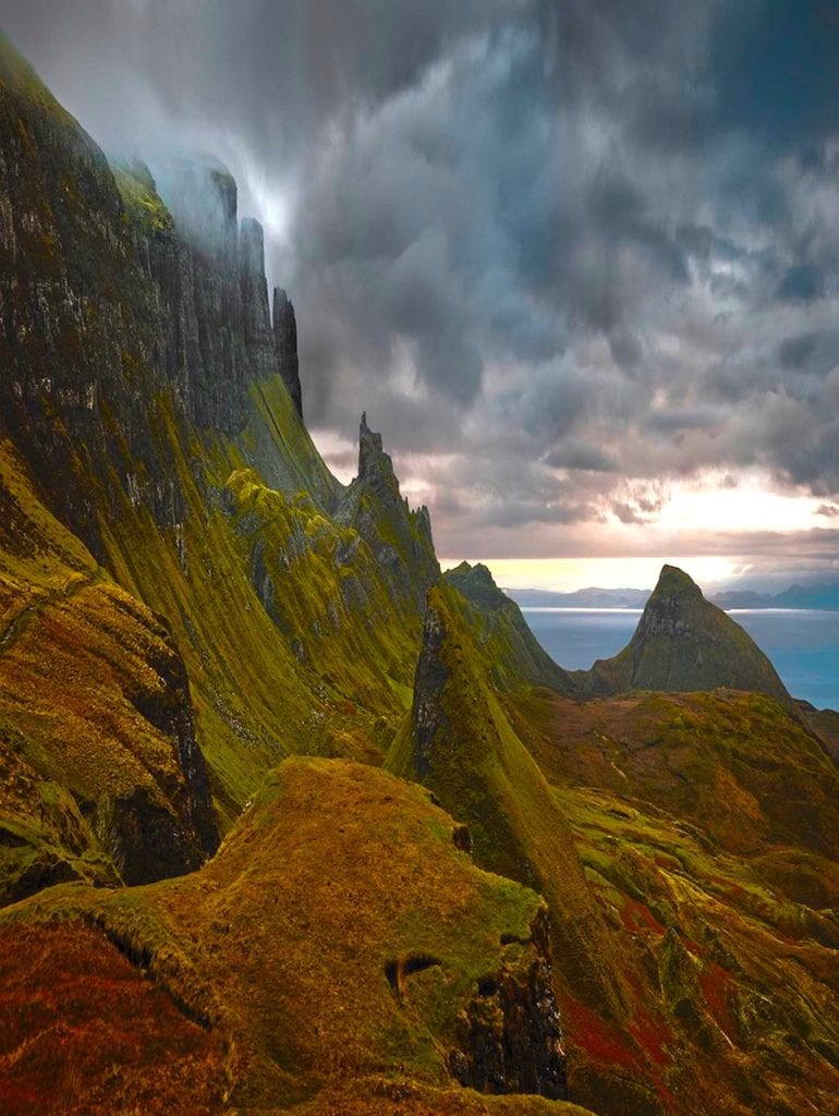 Albert Watson, The Quiraing, Isle of Skye, Scotland