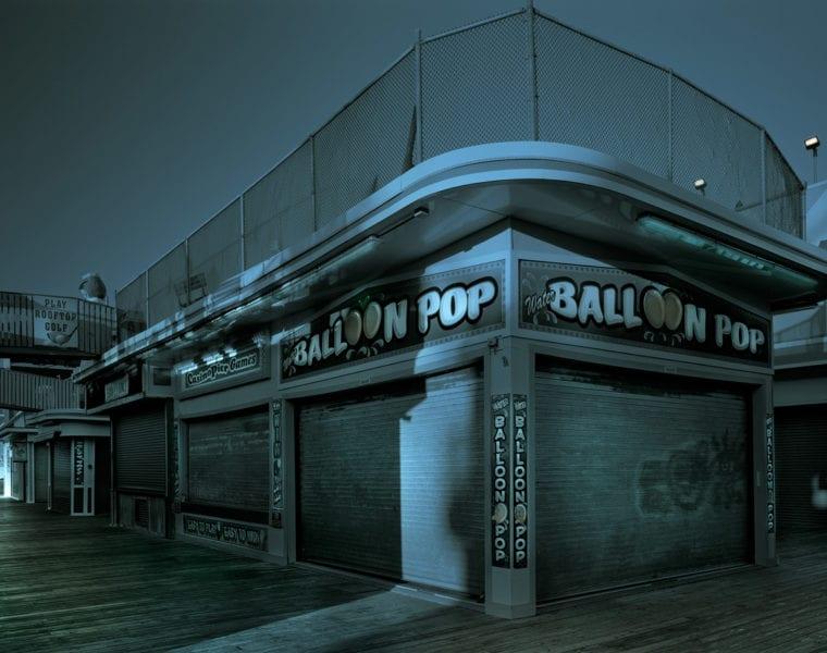 Michael Massaia, Balloon Pop, Casino Pier