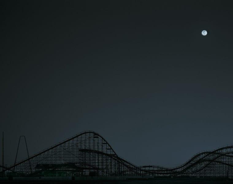 Michael Massaia, Great White Moonrise