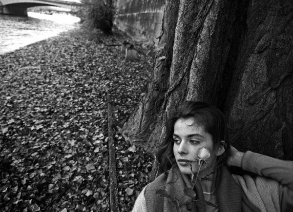 Harry Benson, Nastassja Kinski, Paris