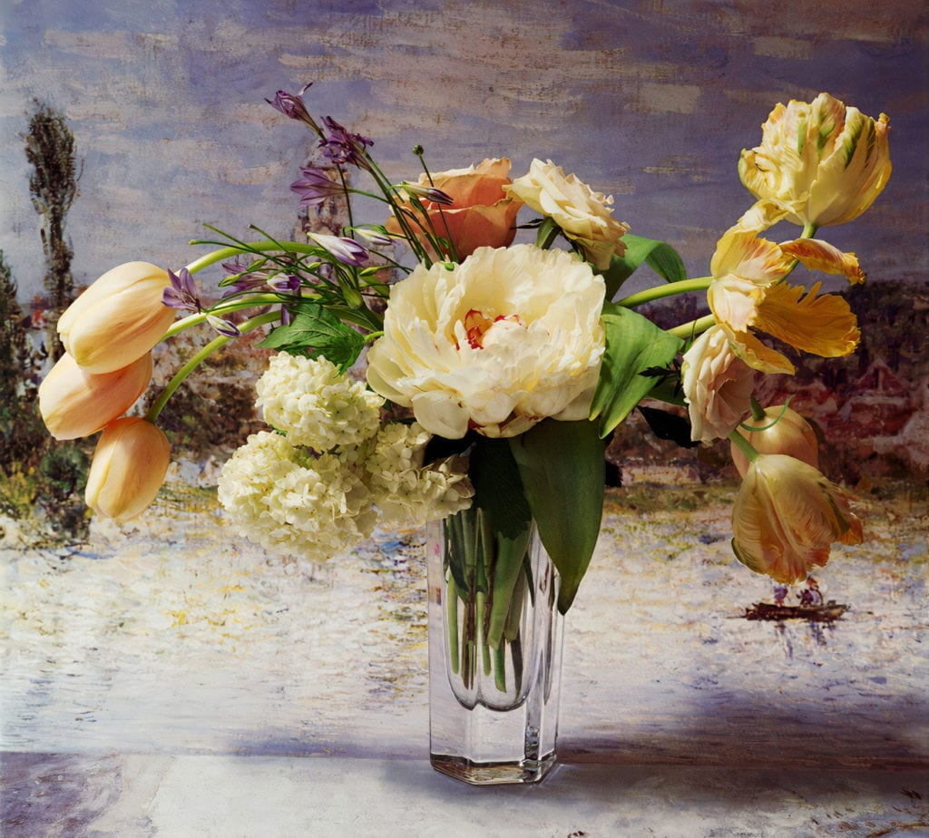 Ben Schonzeit, Tulip Monet