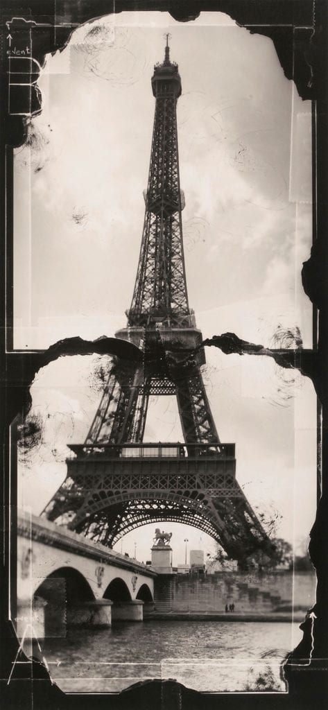 Vincent Serbin, Eiffel Tower
