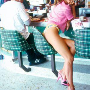 Arthur Elgort, Kate Moss, Los Angeles