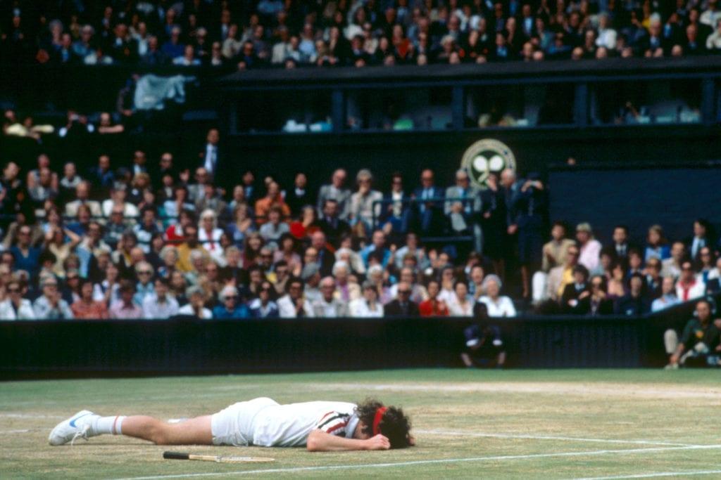 Walter Iooss, John McEnroe, 1980