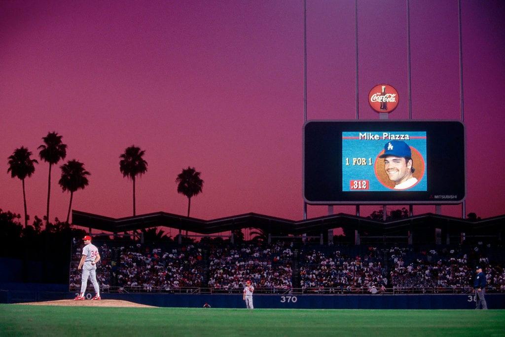 Dodger's Stadium, 1993