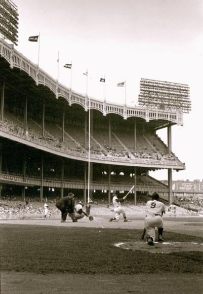 Walter Iooss, Mickey Mantle and Roger Maris, Bronx, NY, 1962