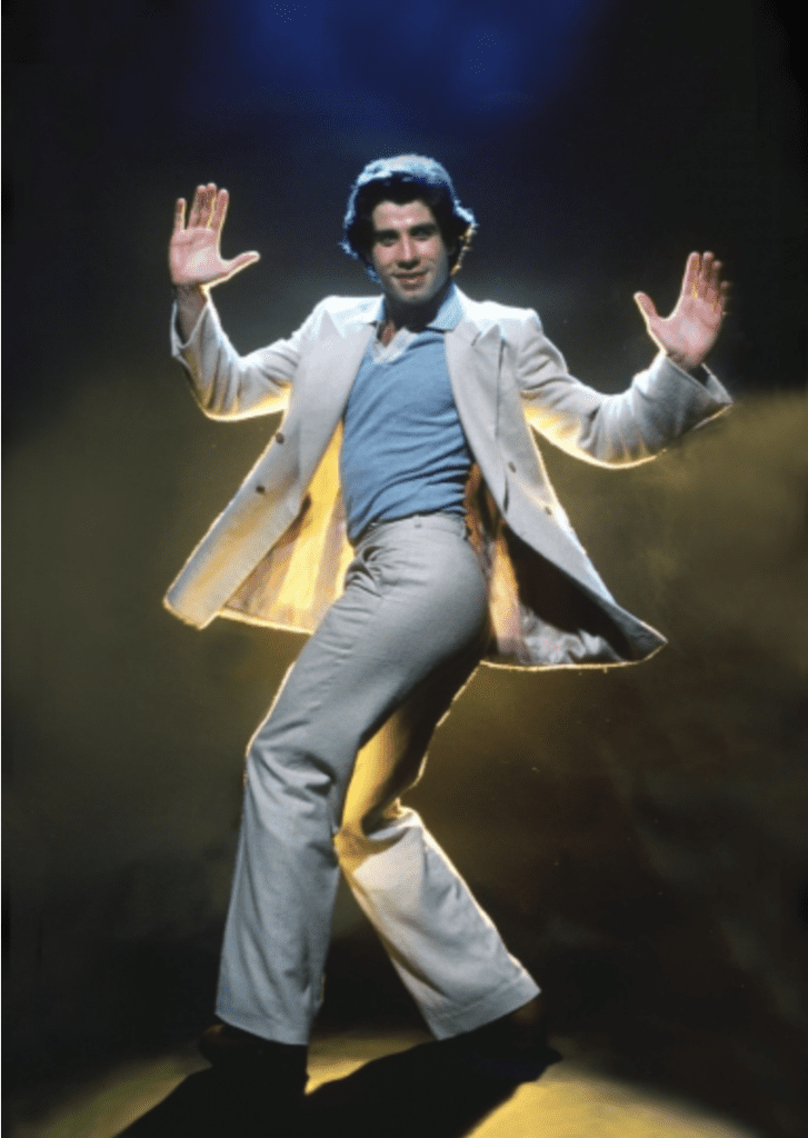 Douglas Kirkland, John Travolta, 1977