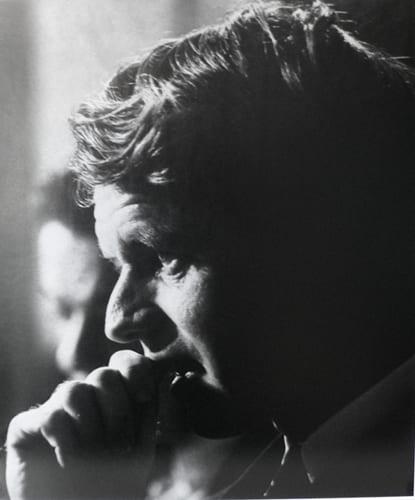 Stan Stearns, Robert F. Kennedy At A US Senate Hearing